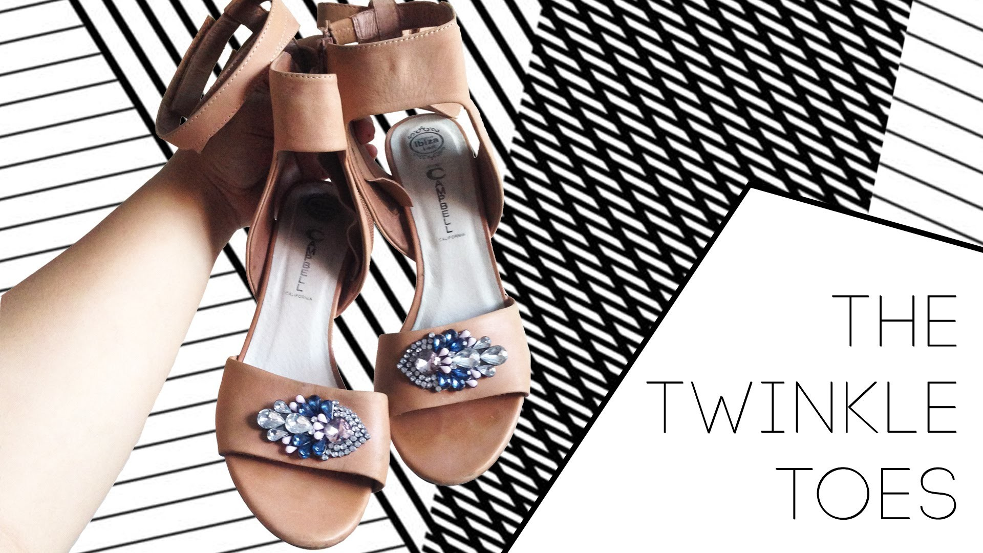 WHATDAYMADE DIY: The Twinkle Toes
