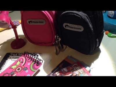 American Girl Clipboard DIY + AG School Supplies