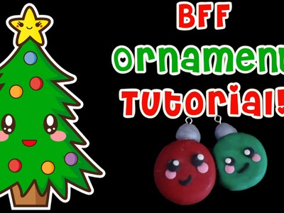 BFF Christmas Ornament - DIY Spells Kawaii!