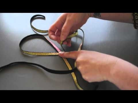 Celtic Knot Headband Tutorial