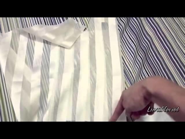 DIY  backless dress series part 4 of 4