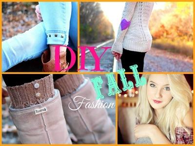 DIY Fall Fashion | BeautyIsHerBenefit