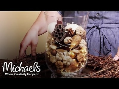 DIY ideas with Ashland | Michaels