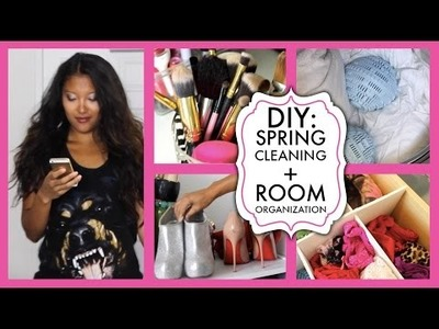 DIY Organization. Spring Cleaning Tips