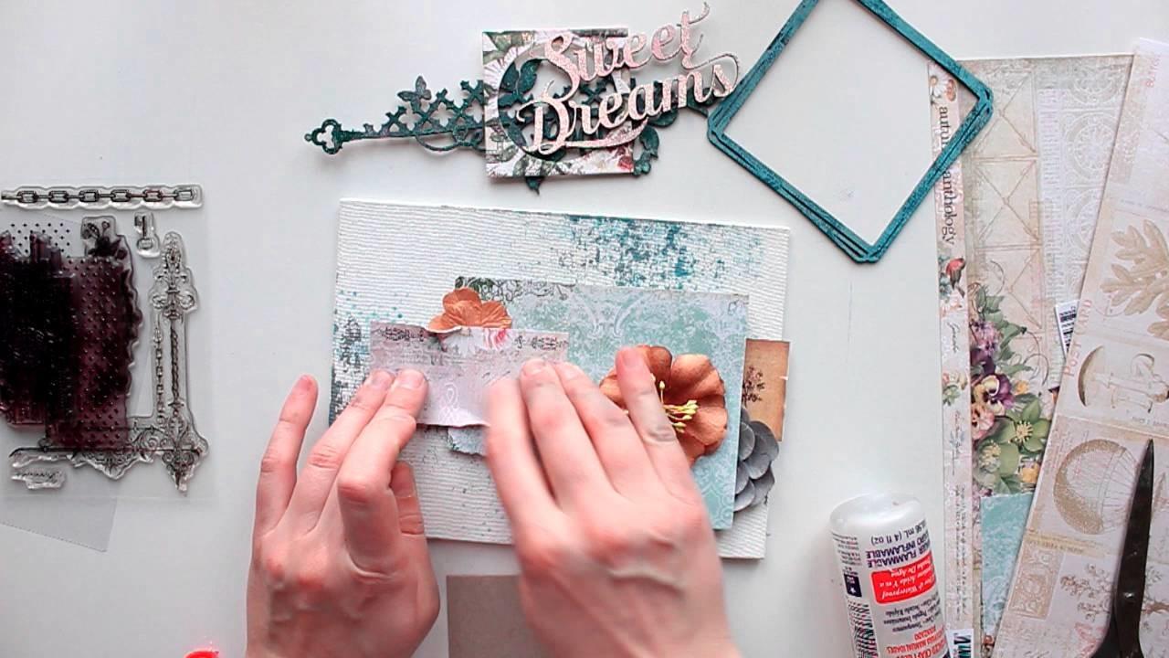 Home decor step-by-step tutorial by Elena Morgun