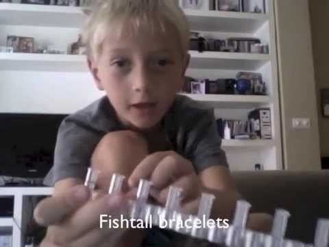 How To Make A Fishtail Bracelet Tutorial