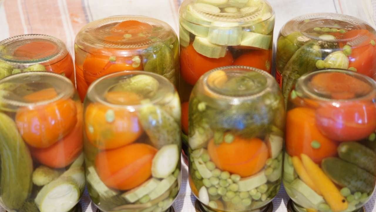 How To Make Salted Vegetables For The Winter - DIY Food & Drinks Tutorial - Guidecentral