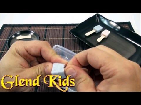Ice Cream Bar DIY Japanese Candy Kit Doc McStuffins Pet Vet Doctor's Bag Set