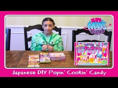 Japanese DIY Popin Cookin Candy | In Mad's World