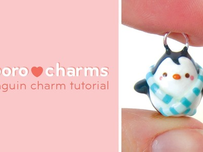 Kawaii Penguin Charm Tutorial
