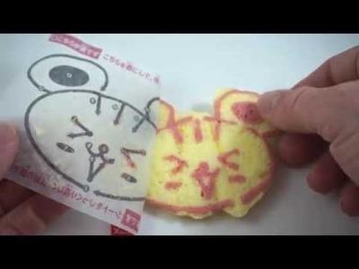 Kracie Puchitto Animal Pancake DIY candy - Japan Crate