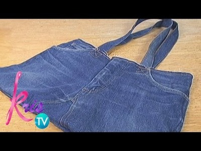 Kris TV: How to make a DIY bag?