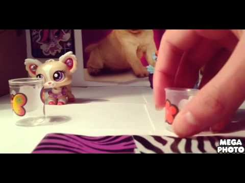 Lps: DIY how to make a candle