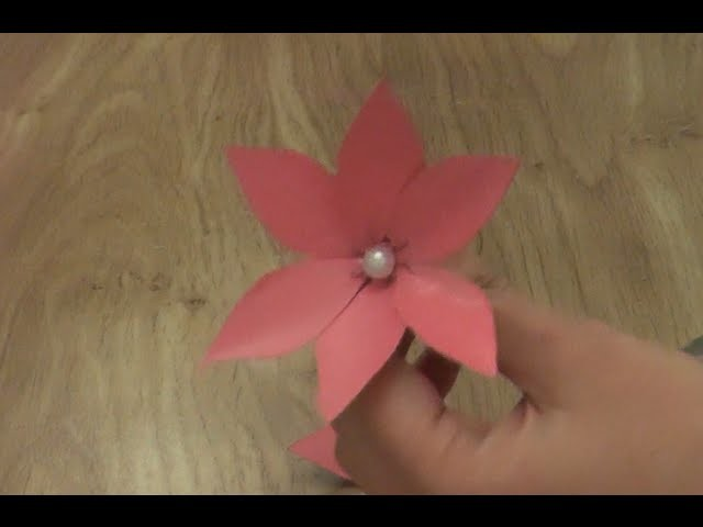 Make Plastic Bottle Flower. DIY