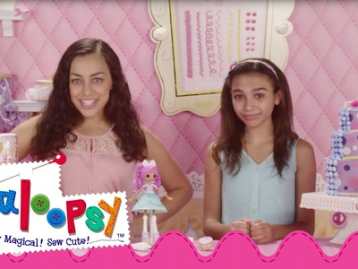 Tutorial - Cake Fashion l Lalaloopsy