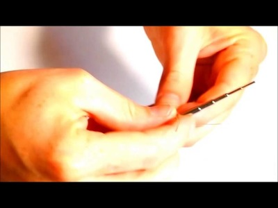 Wrap a Crystal in 15 Minutes. .  Full Wire Wrapping Tutorial. Lesson - Quartz Crystal