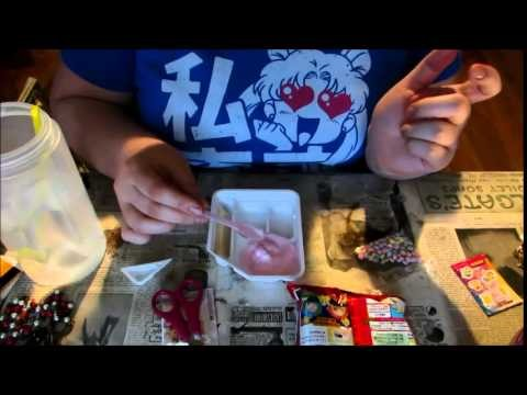 ASMR: Japanese DIY Candy Kit