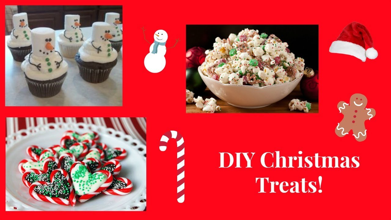 DIY Christmas Treats!