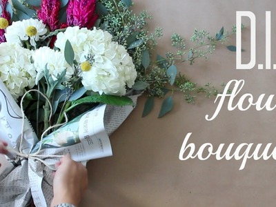 DIY Flower Bouquets | Anna Creative