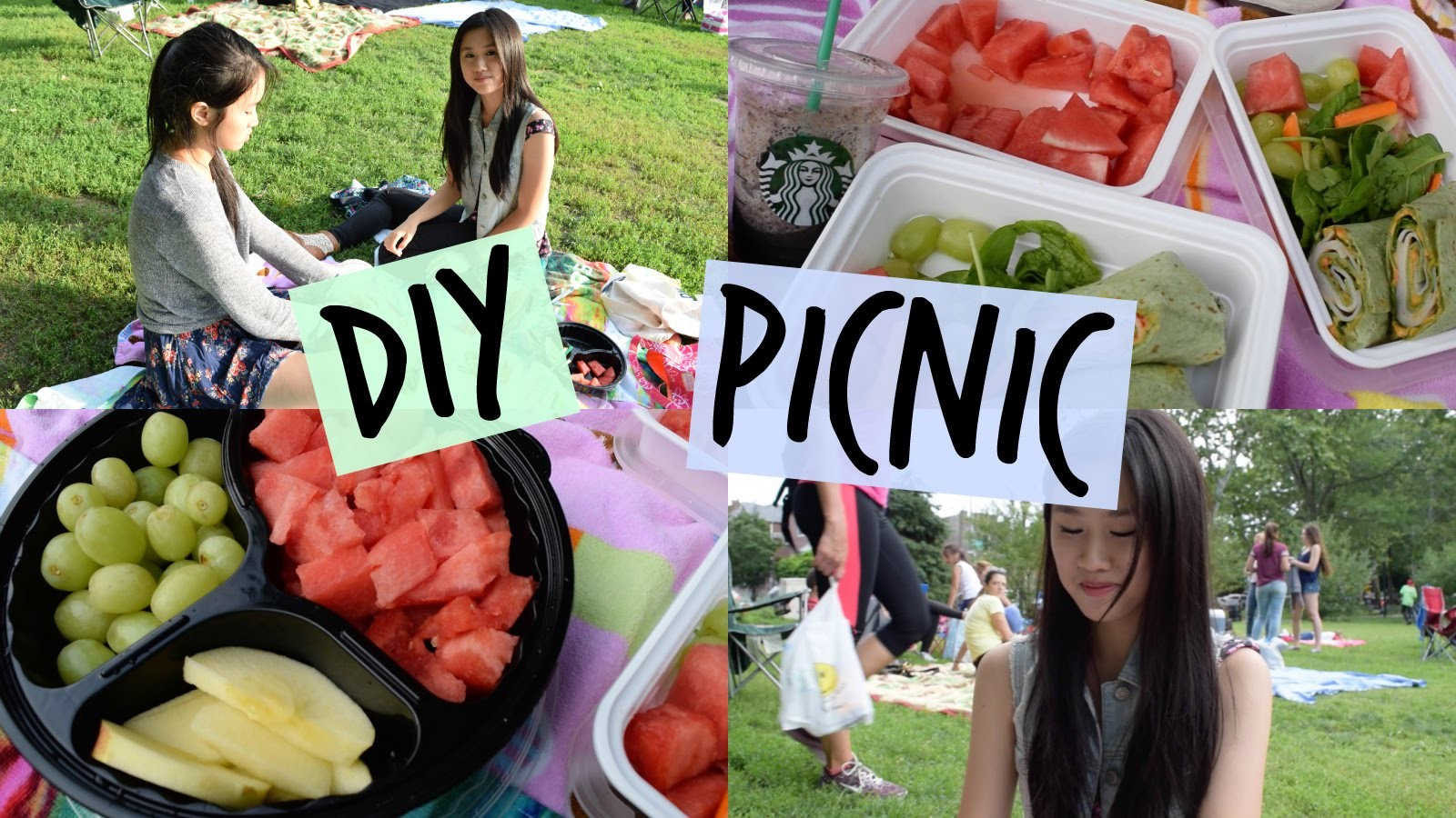 DIY Picnic! - Snacks & Outfits