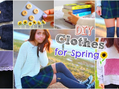 DIY Spring Clothes Pinterest Inspired