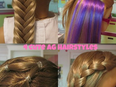 4 Cute AG Hairstyles