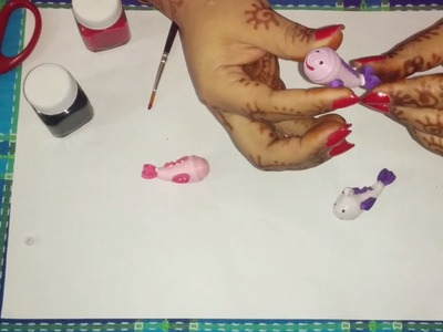 42. How to make 3D Quilling Fish