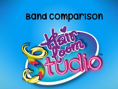 Band comparison using the Hair Loom™