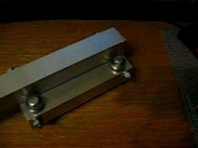 DIY CNC  x rail