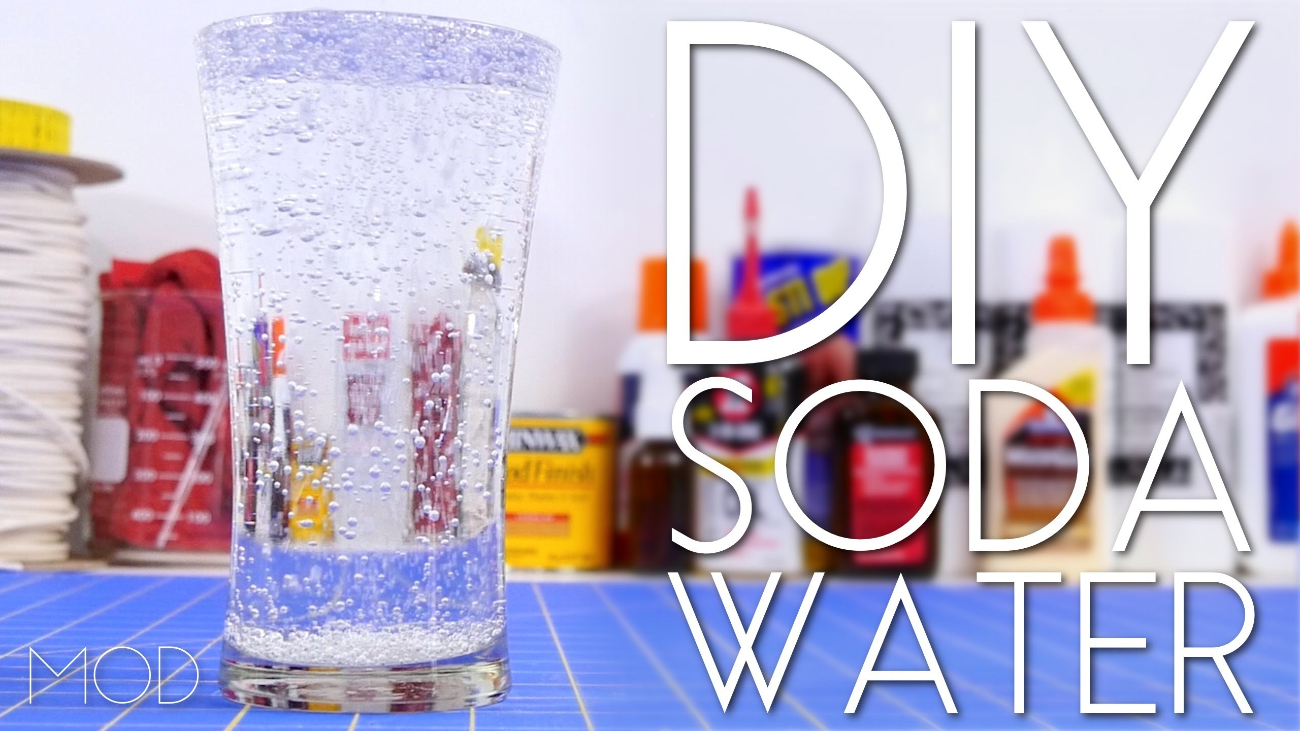 DIY Soda Water