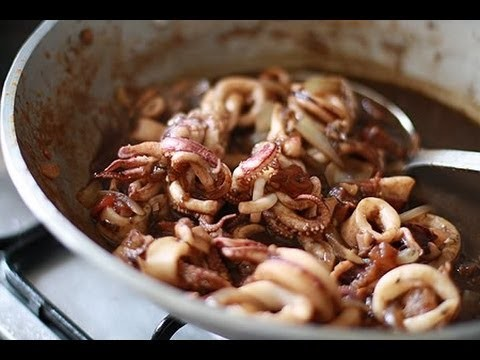 How To Cook Squid - Cooking 101 Seafood