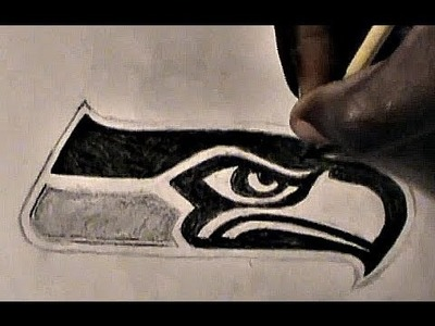 HOW TO DRAW: Seattle Seahawks logo