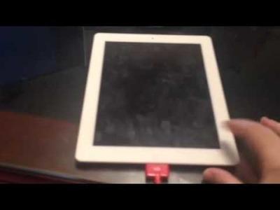 How to fix Ipad black screen.