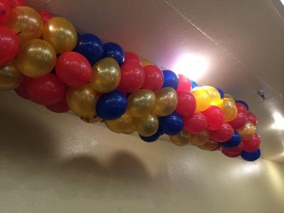 How to Make A Balloon Drop