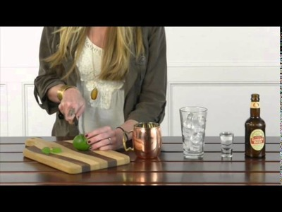How To Make A Moscow Mule Recipe - Copper Moscow Mule Mugs