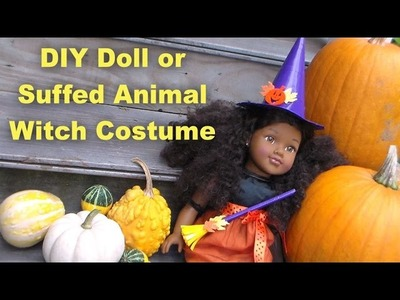 How to make a witch hat and broom from duct tape