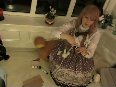How to make Lolita Fashion Accessories