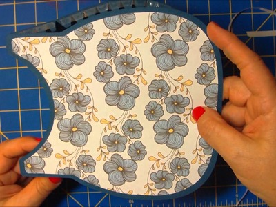 How To Make The Handbag Template from My Time Made Easy