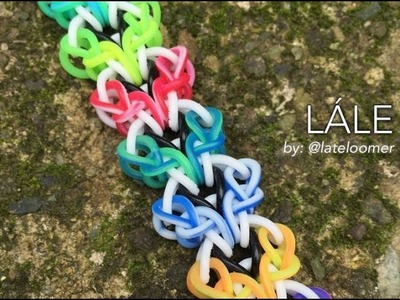 LÁLE Hook Only bracelet tutorial