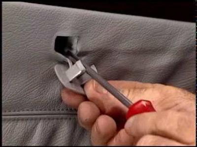 Mercedes w203 door panel removal