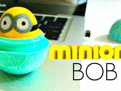 MINION EOS | DIY EOS Lip Balm out of Candy (Chocolate)