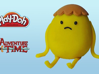 Play Doh Adventure Time Chet - How to make with Playdoh