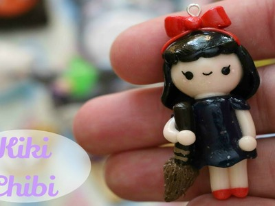 Polymer Clay Chibi Tutorial ○ Studio Ghibli Collab