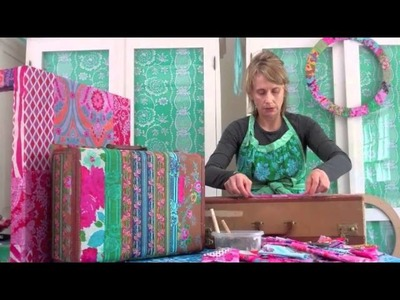 Sis Boom Decoupage Tutorial with Jennifer Paganelli