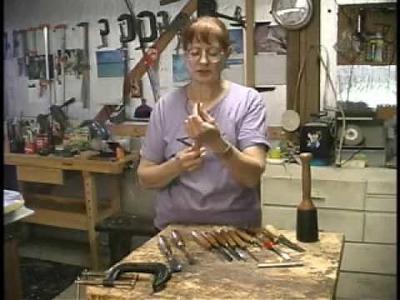 Spirit Williams--Illusions in wood-- Part 1