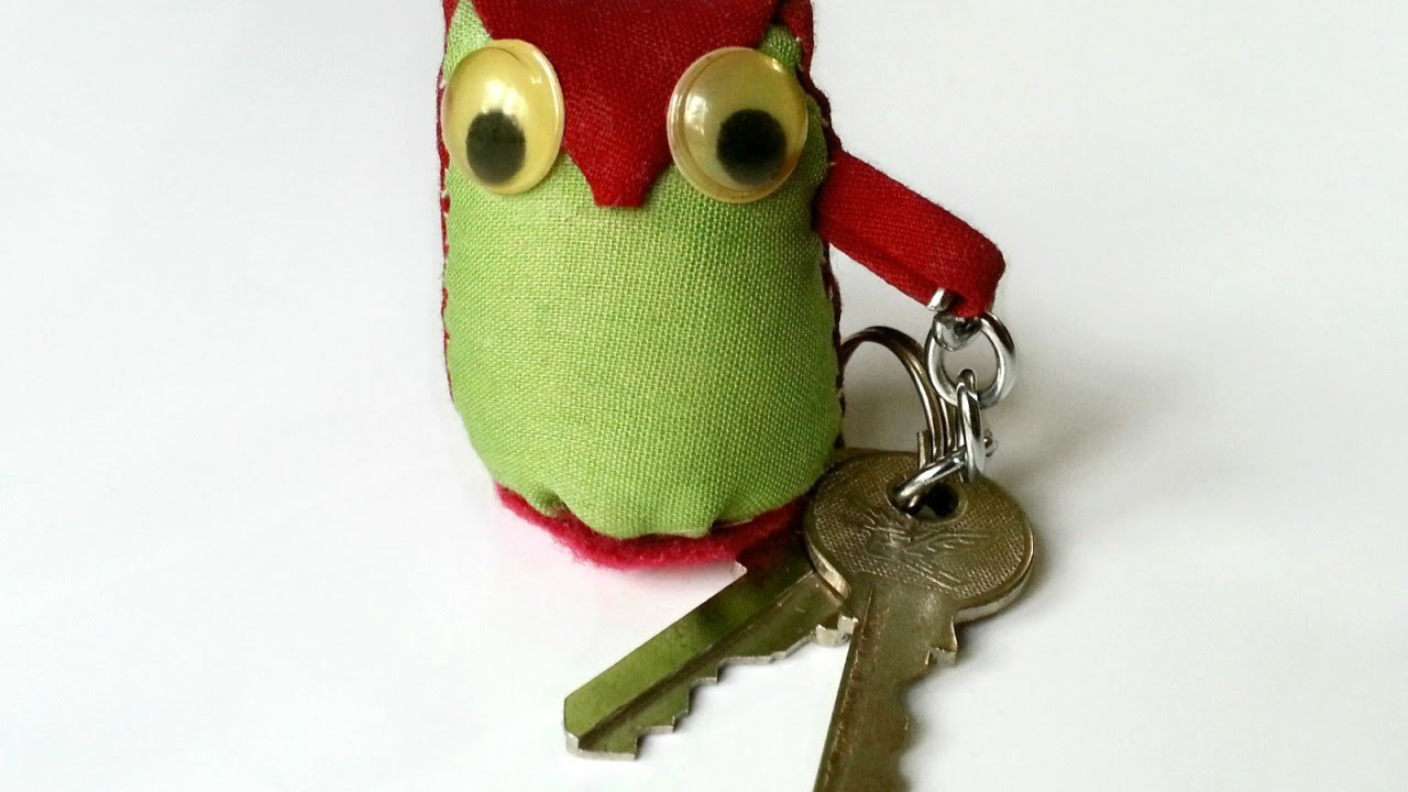 Create a Cute Owl Keychain - DIY Style - Guidecentral