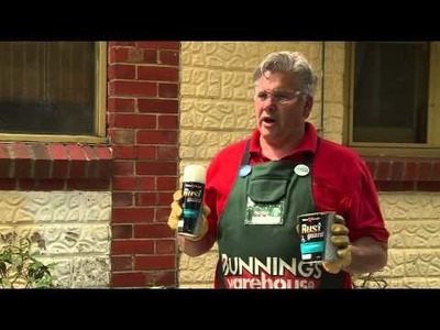 How To Paint Metal - DIY At Bunnings