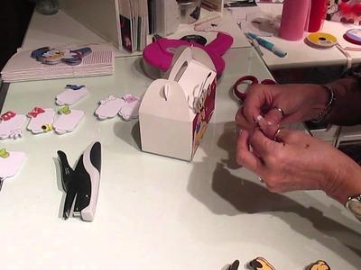 Disney DIY Gable boxes