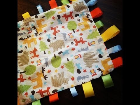 Diy Baby Blanket Summer