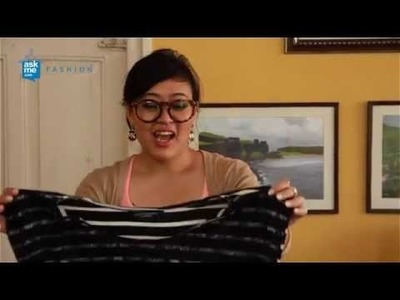 DIY Crop Top By-: Ranjunee Chakma